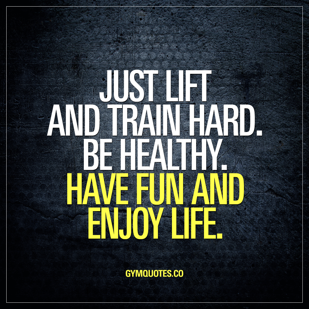 Healthy Life Quotes Gym Motivation Quotes  Get Your Motivational Training Quotes