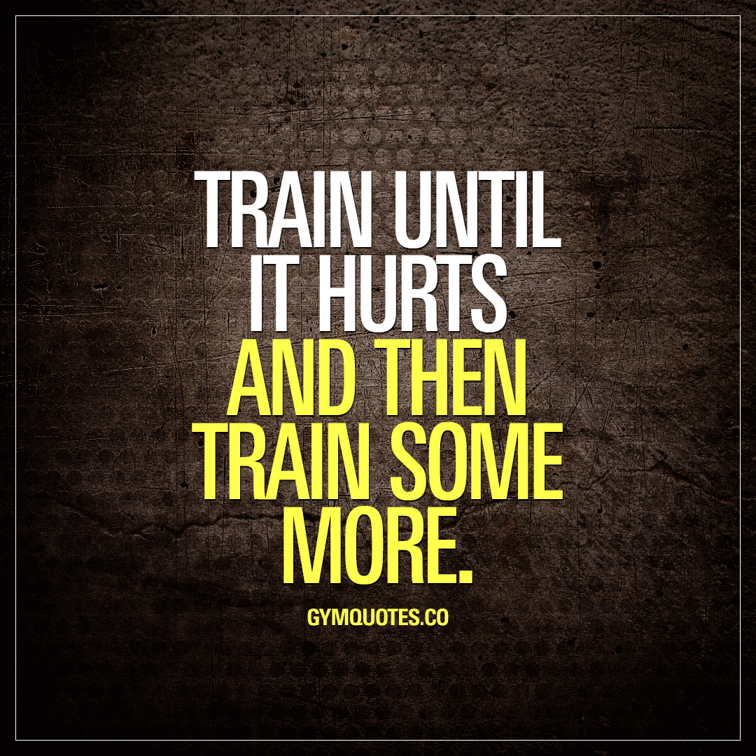 Fitness Motivational Quotes Sayings: Get Your Motivational Training Quotes