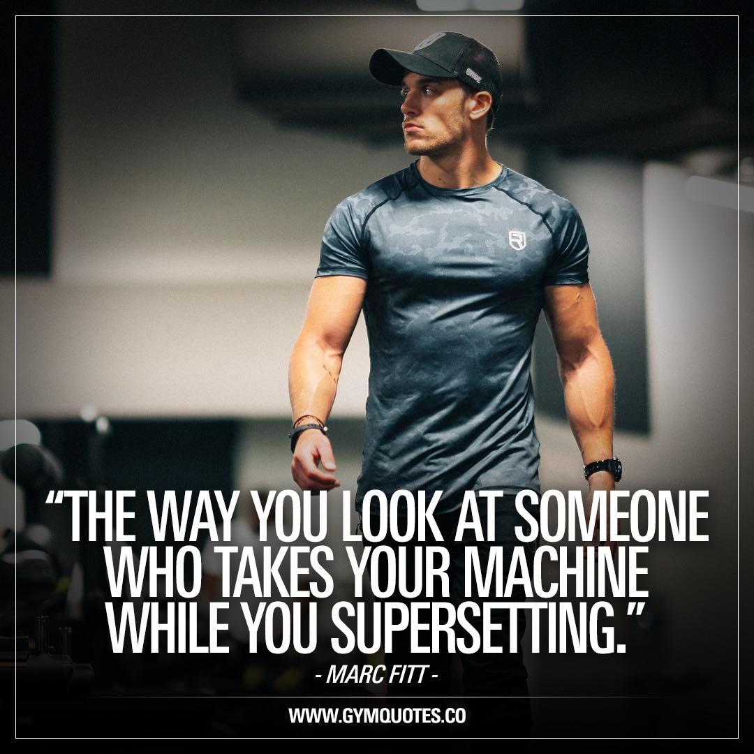 Funny Gym Quotes The Way You Look At Someone Who Takes Your