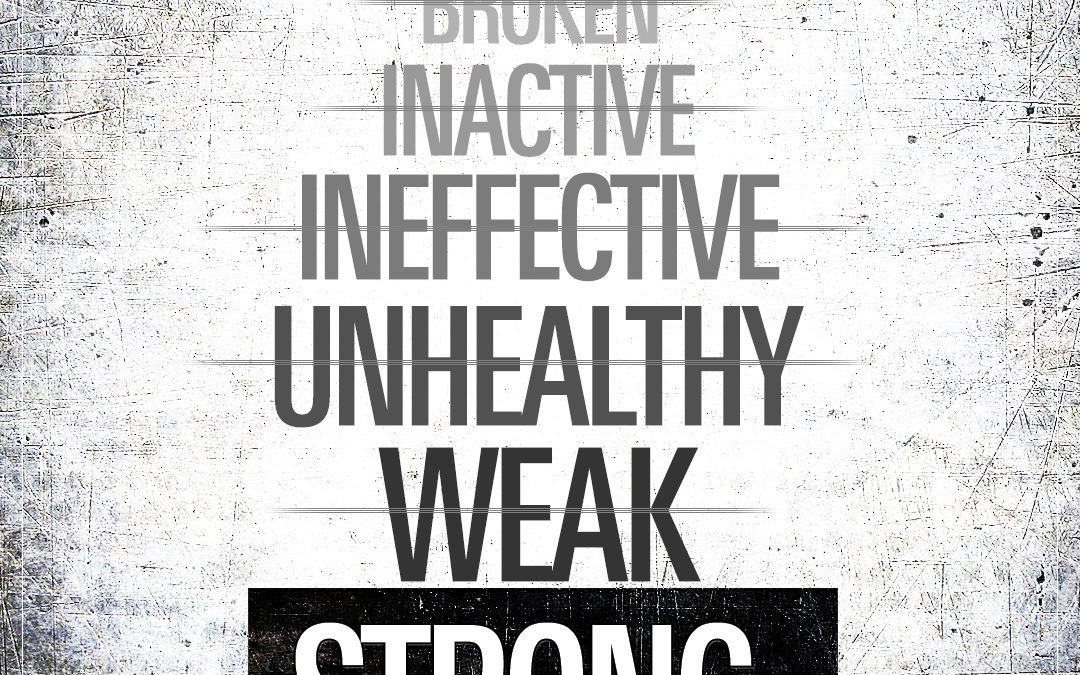 Be strong quote: Strong